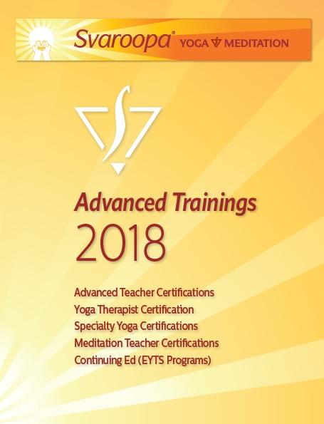 Yoga Teacher Training   Svaroopa Yoga and Meditation